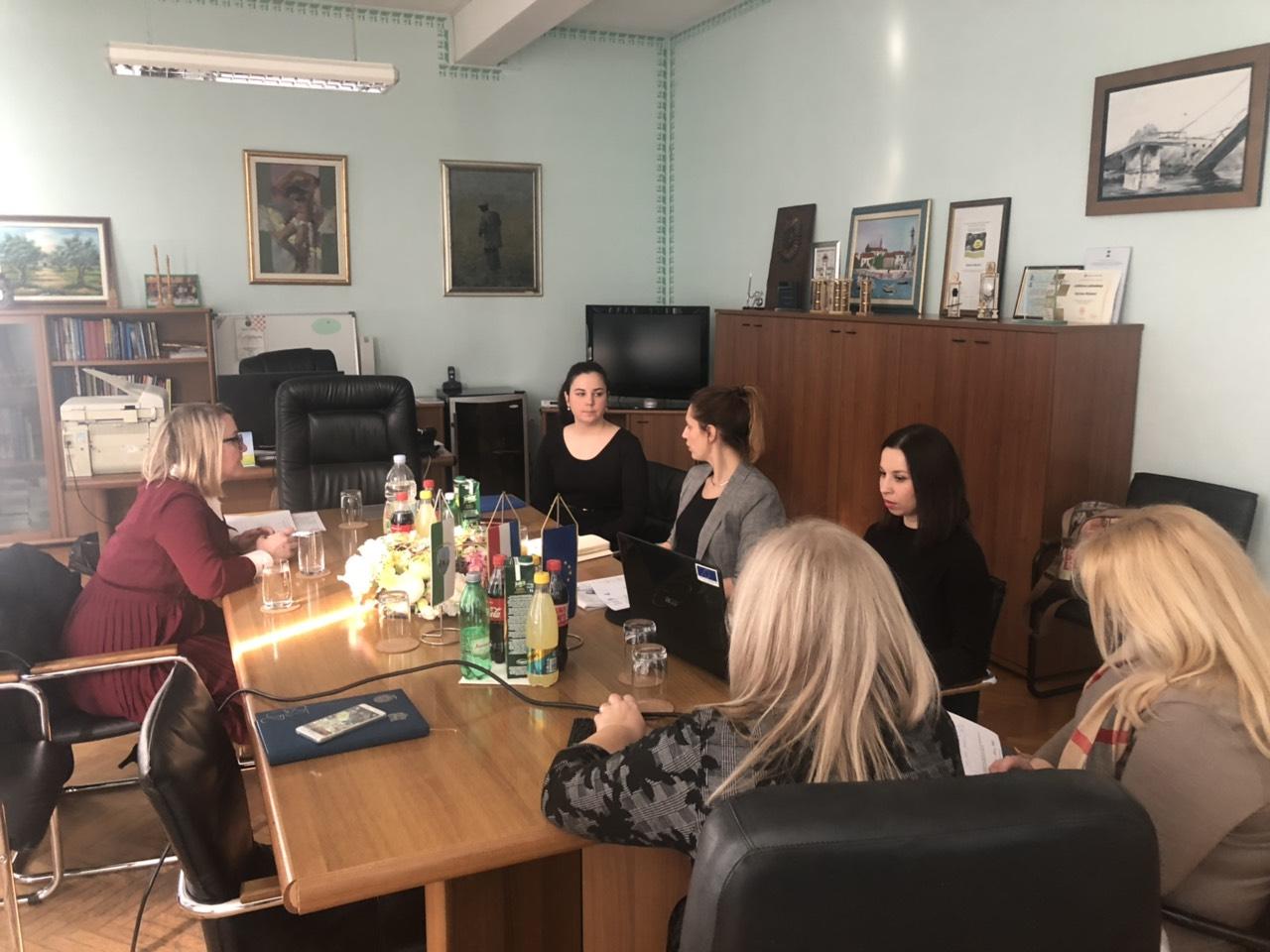 Sedmi sastanak Projektnog tima i Upravnog odbora