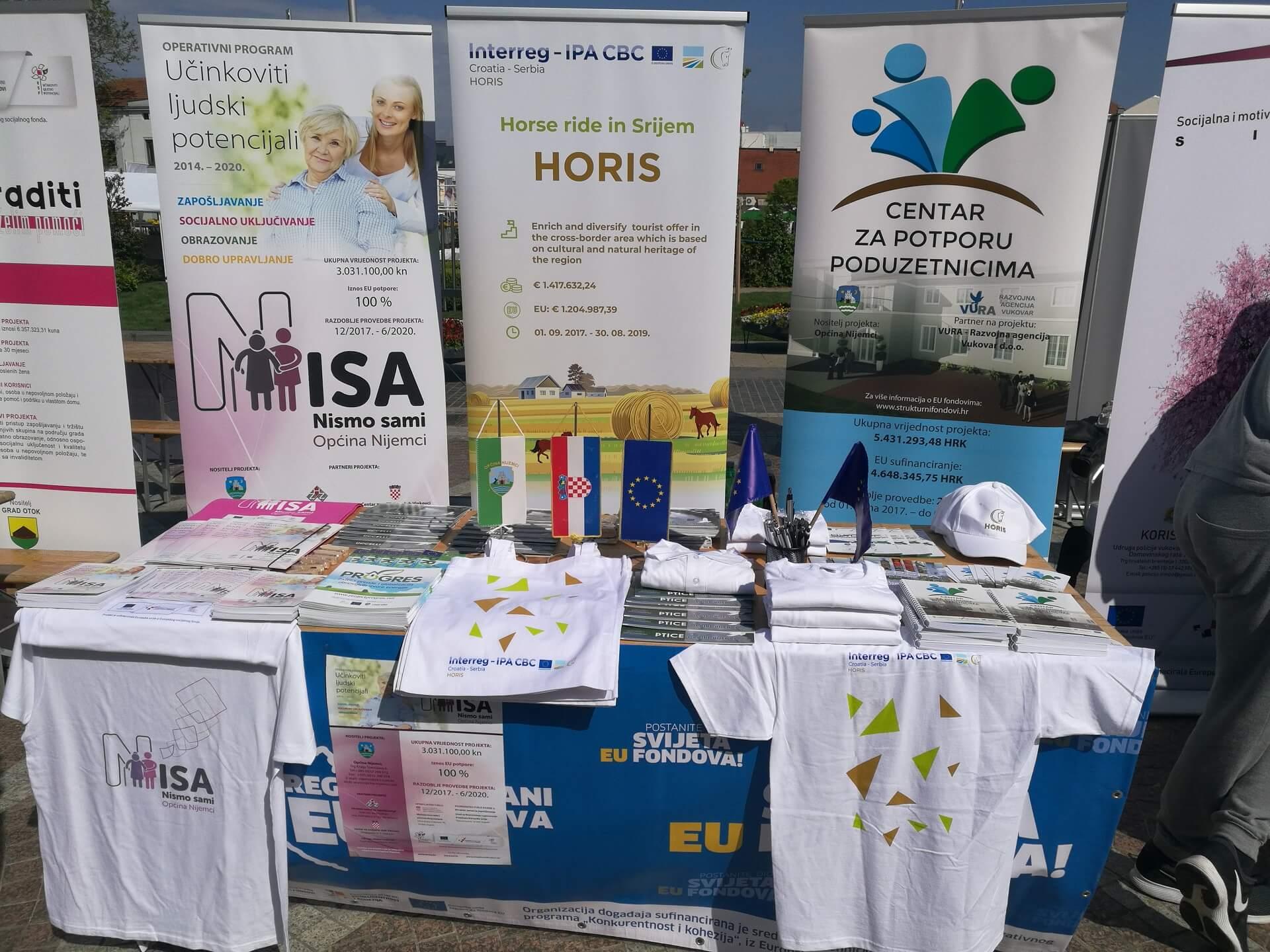 """Manifestacija """"Regionalni dani EU fondova"""" održana u Vukovaru"""