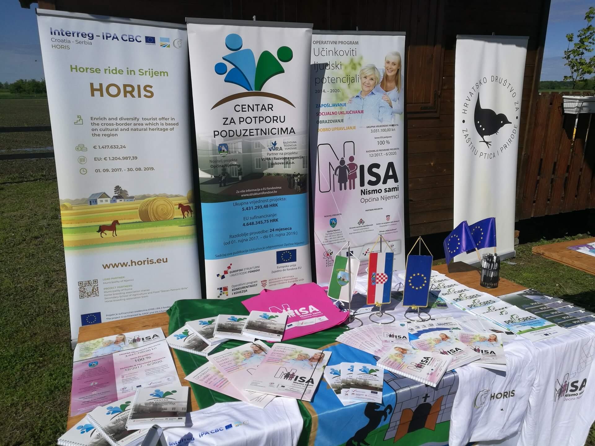 Dani otvorenih vrata EU projekata – općina Nijemci