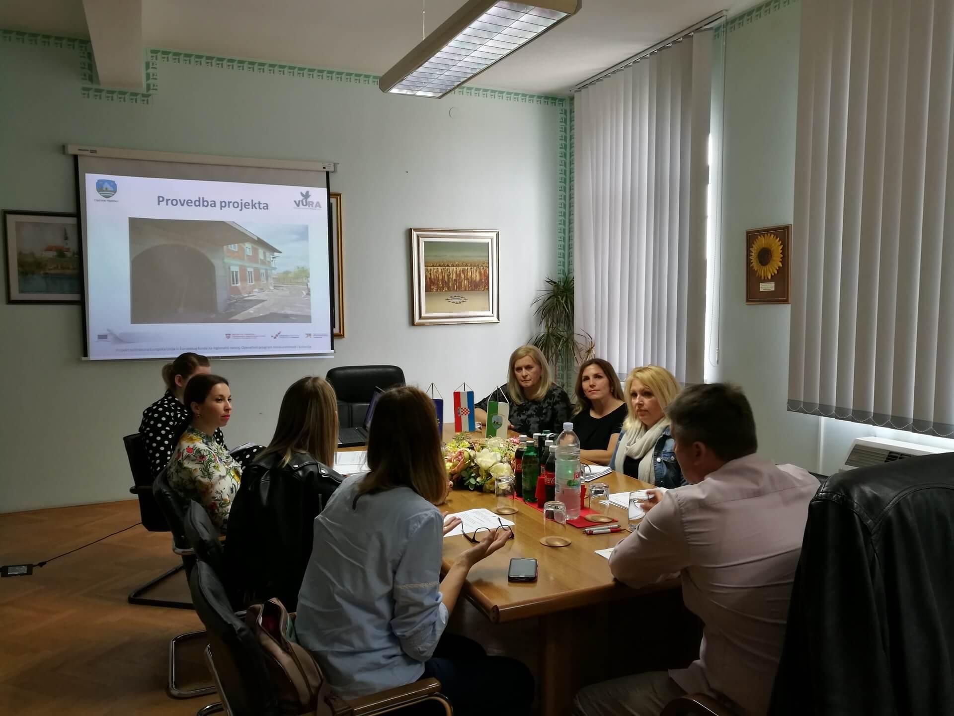 Osmi sastanak Projektnog tima i Upravnog odbora