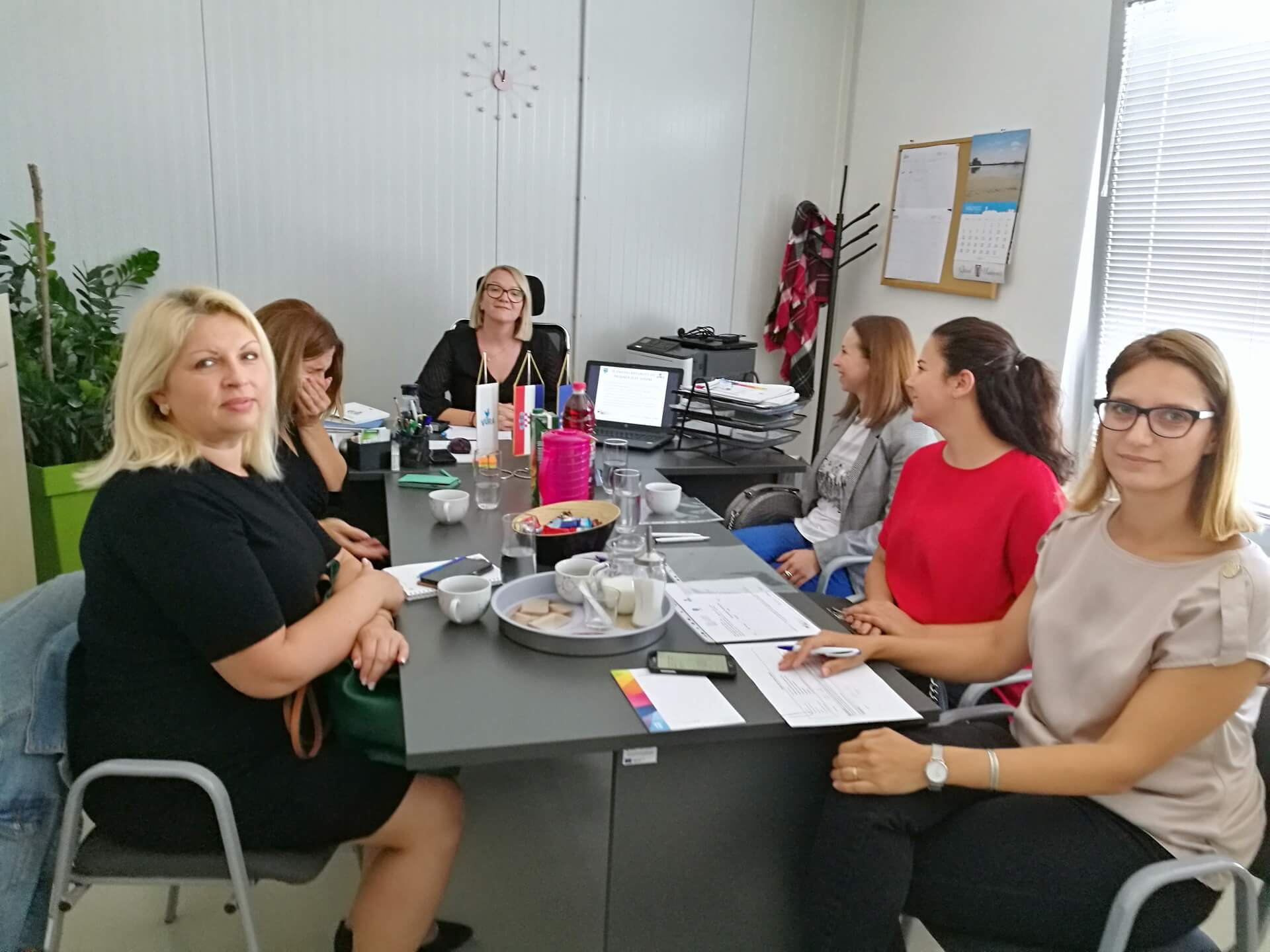 Deveti sastanak Projektnog tima